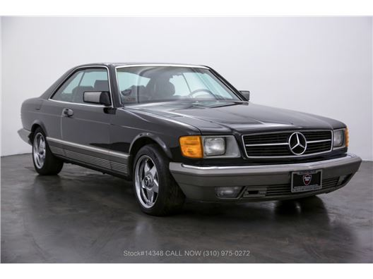 1985 Mercedes-Benz 500SEC for sale in Los Angeles, California 90063