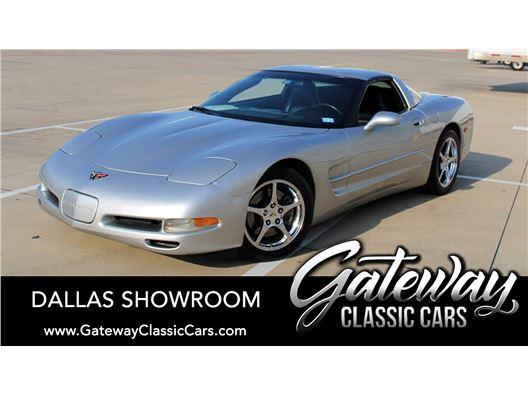 2004 Chevrolet Corvette for sale in DFW Airport, Texas 76051