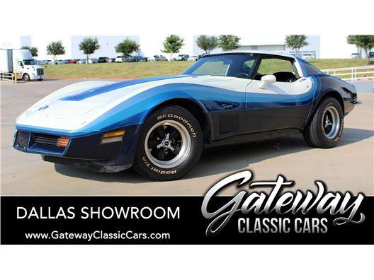 1973 Chevrolet Corvette for sale in DFW Airport, Texas 76051
