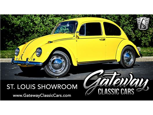 1967 Volkswagen Beetle for sale in OFallon, Illinois 62269