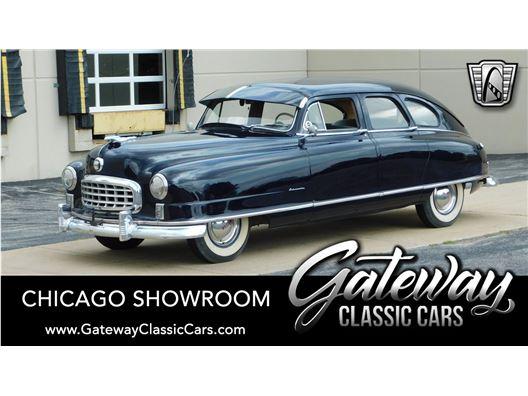 1949 Nash Ambassador for sale in Crete, Illinois 60417