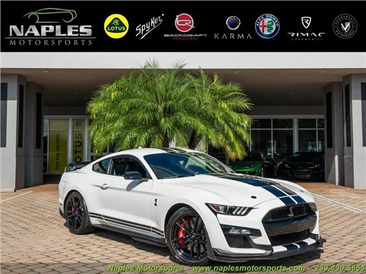 2020 Ford Mustang Shelby GT500 for sale in Naples, Florida 34104