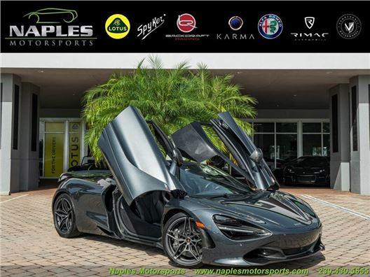 2018 McLaren 720S Performance for sale in Naples, Florida 34104