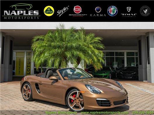 2014 Porsche Boxster S for sale in Naples, Florida 34104