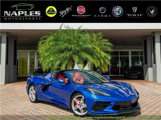 2020 Chevrolet Corvette Stingray for sale in Naples, Florida 34104