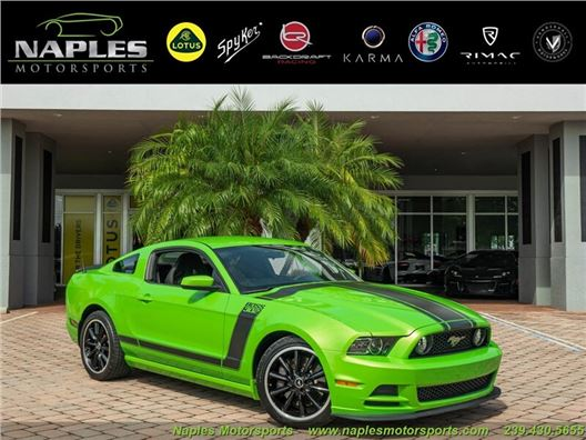 2013 Ford Mustang Boss 302 for sale in Naples, Florida 34104