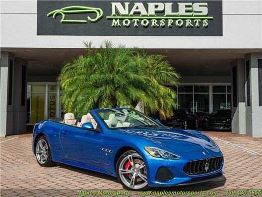2019 Maserati GranTurismo Sport for sale in Naples, Florida 34104