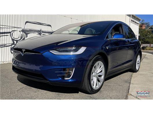 2020 Tesla Model X for sale in Pleasanton, California 94566