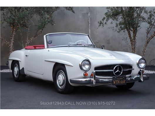 1963 Mercedes-Benz 190SL for sale in Los Angeles, California 90063