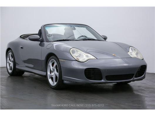 2004 Porsche 911 Carrera 4S for sale in Los Angeles, California 90063