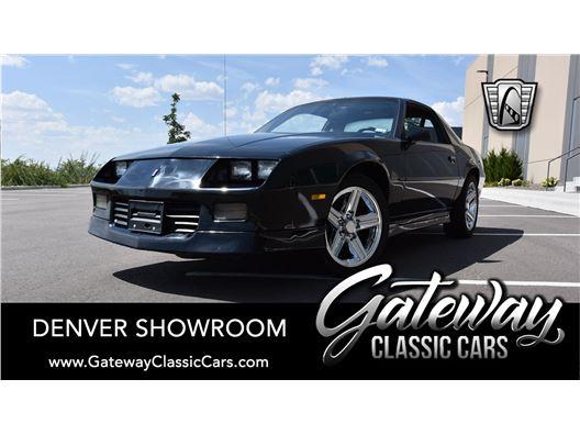 1988 Chevrolet Camaro for sale in Englewood, Colorado 80112