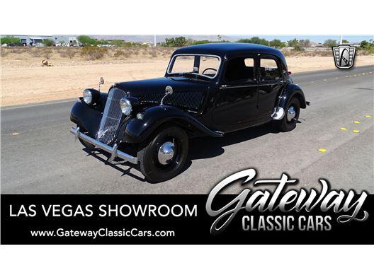 1953 Citroen Avant for sale in Las Vegas, Nevada 89118