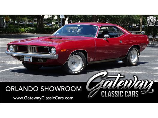1974 Plymouth Barracuda for sale in Lake Mary, Florida 32746