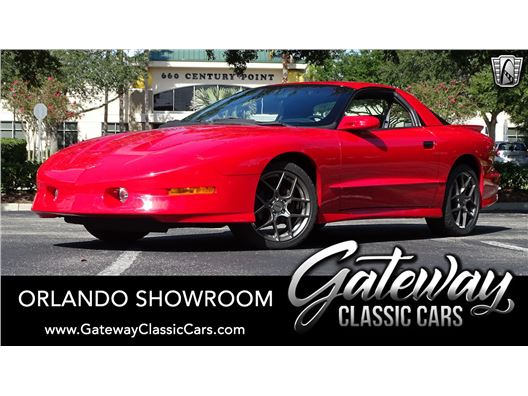 1995 Pontiac Trans Am for sale in Lake Mary, Florida 32746