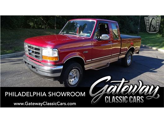 1995 Ford F150 for sale in West Deptford, New Jersey 8066