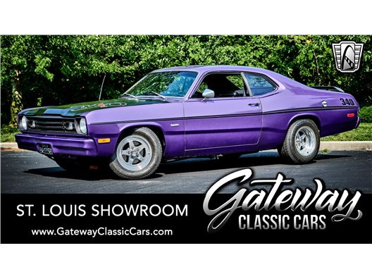 1973 Plymouth Duster for sale in OFallon, Illinois 62269