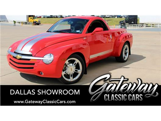 2004 Chevrolet SSR for sale in DFW Airport, Texas 76051