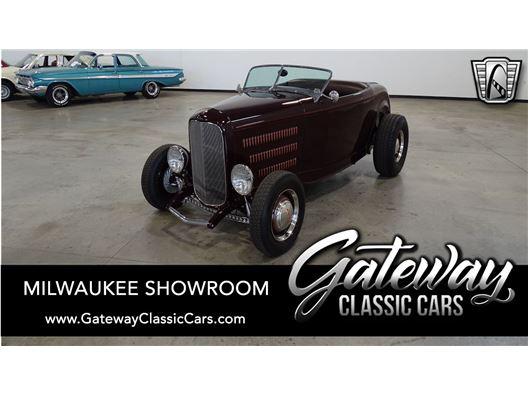 1932 Ford Highboy for sale in Kenosha, Wisconsin 53144