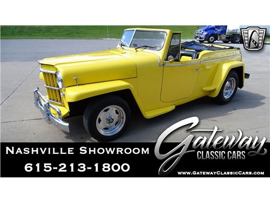1948 Willys Jeepster for sale in La Vergne