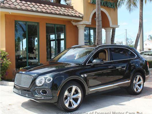 2018 Bentley Bentayga for sale on GoCars.org