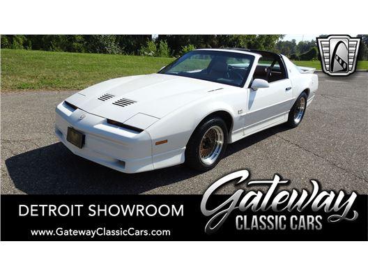 1990 Pontiac Firebird Trans-Am for sale in Dearborn, Michigan 48120