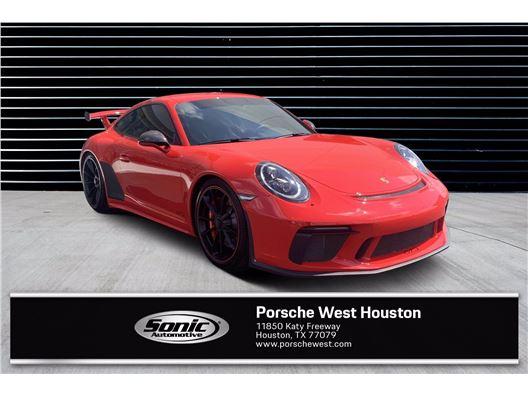 2018 Porsche 911 for sale in Houston, Texas 77079