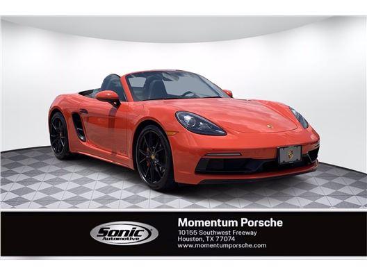 2018 Porsche 718 Boxster for sale in Houston, Texas 77079