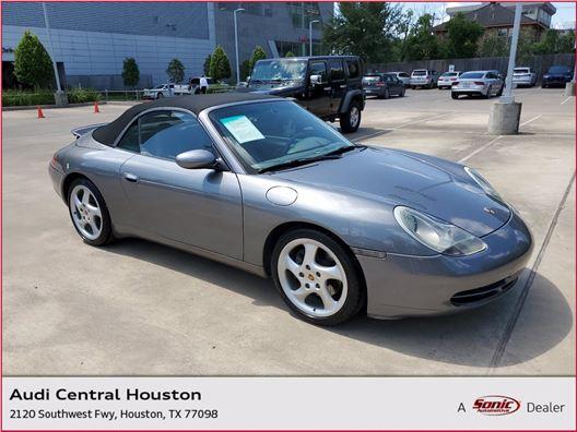 2001 Porsche 911 for sale in Houston, Texas 77079