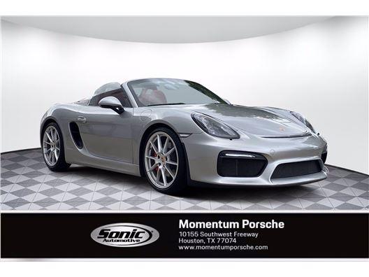 2016 Porsche Boxster for sale in Houston, Texas 77079