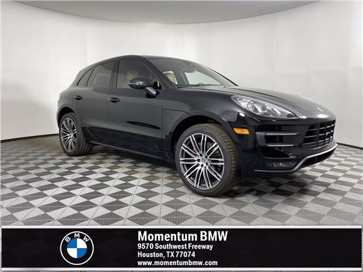 2016 Porsche Macan for sale in Houston, Texas 77079