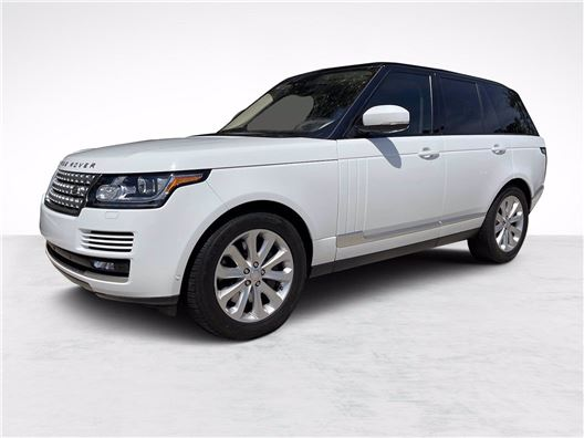2016 Land Rover Range Rover for sale in Houston, Texas 77079