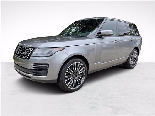 2020 Land Rover Range Rover for sale in Houston, Texas 77079