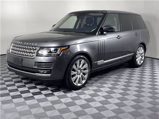 2017 Land Rover Range Rover for sale in Houston, Texas 77079