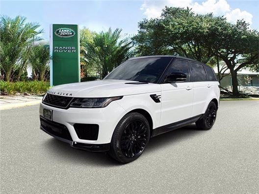 2019 Land Rover Range Rover Sport for sale in Houston, Texas 77079