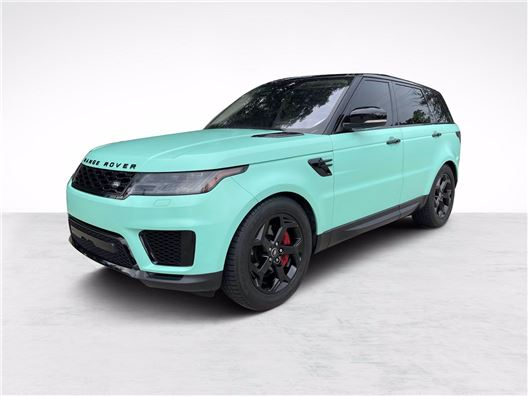 2018 Land Rover Range Rover Sport for sale in Houston, Texas 77079