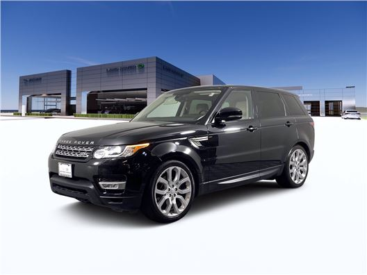 2016 Land Rover Range Rover Sport for sale in Houston, Texas 77079