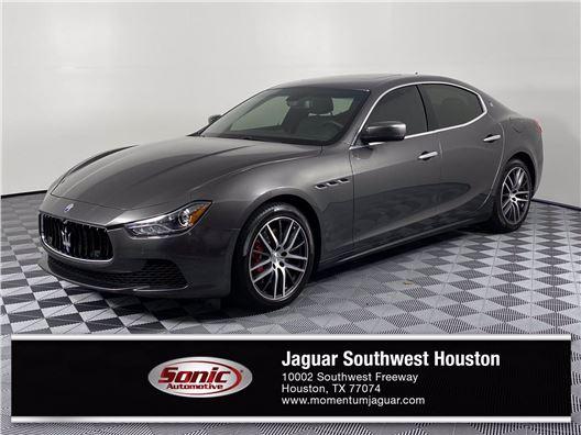 2016 Maserati Ghibli for sale in Houston, Texas 77079