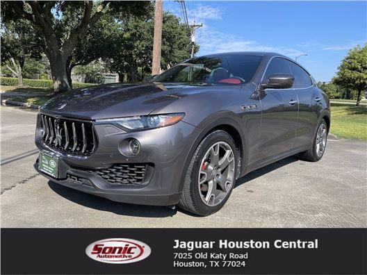 2018 Maserati Levante for sale in Houston, Texas 77079