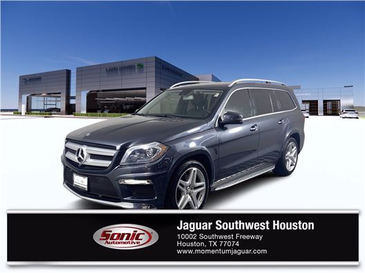 2015 Mercedes-Benz GL-Class for sale in Houston, Texas 77079