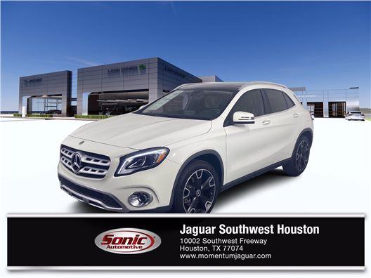 2018 Mercedes-Benz GLA for sale in Houston, Texas 77079