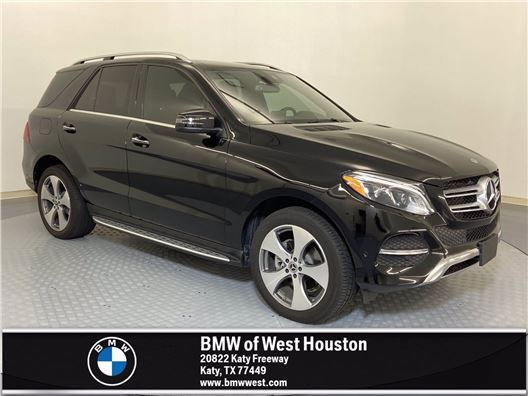 2018 Mercedes-Benz GLE 350 for sale in Houston, Texas 77079