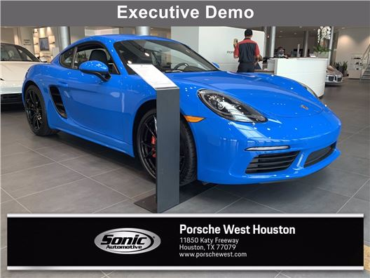 2022 Porsche 718 Cayman for sale in Houston, Texas 77079