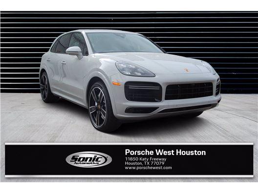 2021 Porsche Cayenne for sale in Houston, Texas 77079
