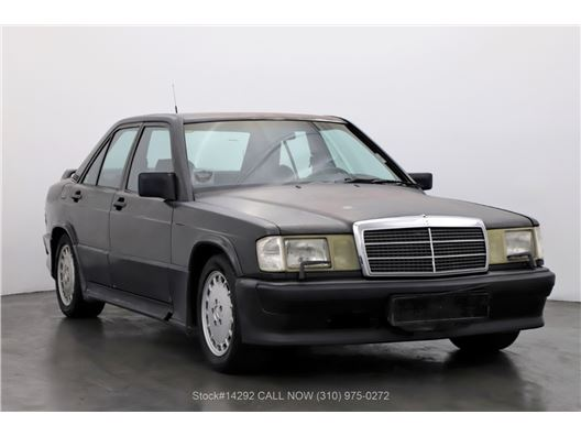 1987 Mercedes-Benz 190E 2.3-16 5-Speed for sale in Los Angeles, California 90063