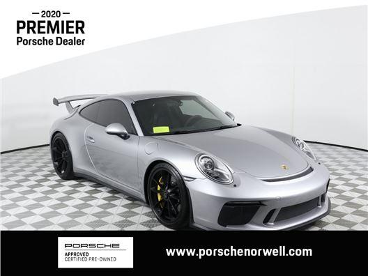 2018 Porsche 911 for sale in Norwell, Massachusetts 02061