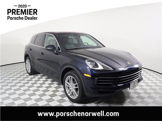 2021 Porsche Cayenne for sale in Norwell, Massachusetts 02061
