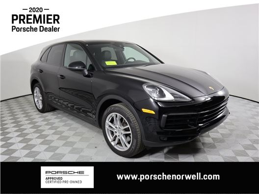2020 Porsche Cayenne for sale in Norwell, Massachusetts 02061