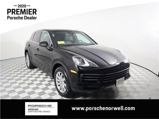2019 Porsche Cayenne for sale in Norwell, Massachusetts 02061