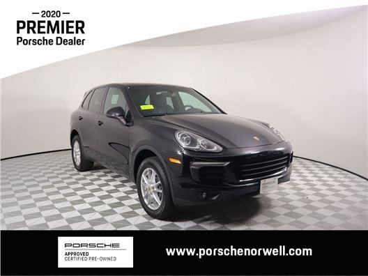 2016 Porsche Cayenne for sale in Norwell, Massachusetts 02061