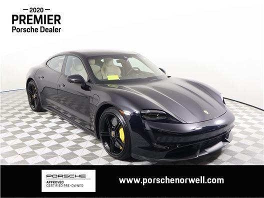 2020 Porsche Taycan for sale in Norwell, Massachusetts 02061